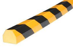 IRONguard 60-6830 Knuffi Model CC Surface Bumper Guard Black/Yellow 5M