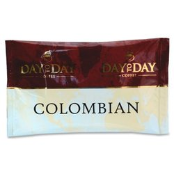 PapaNicholas Coffee 42/CT Day To Day Colombian Blend Pot Pack 6.1 lbs