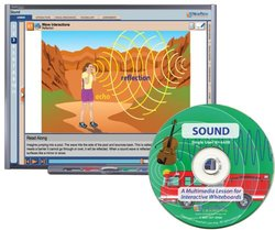 New Path Learning Grade 6-10 Sound Multimedia Lesson Software CD