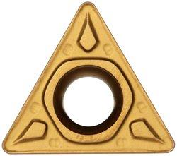 "3/8"" iC 0.0315"" Corner Triangle CoroTurn 107 Carbide Turning Insert - 2Pk"