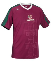 Xara International Series Portugal Short Sleeve Jersey - Size: Small