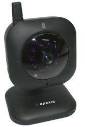 Apexis Wireless/Wired IP/Network Camera  (APM-J012-WS)