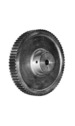 "Browning 1/5"" Pitch 72 Teeth 3/8"" Wide Gearbelt Pulley for XL Belt Type"
