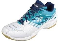 Yonex Men's -Badminton Shoes - Emerald/White - Size: 12