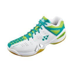 Yonex Women's Badminton Shoes - Lime Green - Size: 7 (SHB01-LX)