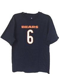 NFL Chicago Bears Youth Short Sleeve Tee - Deep Obsidian - Size: 2X