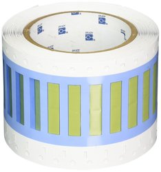 """Brady PermaSleeve Wire Marking Sleeves for Labeling - Size: 0.75"""" x 0.33"""""""
