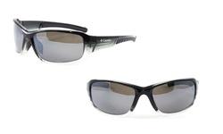 Columbia Men's Polarized Sport Wrap Sunglasses - Crystalgry