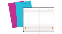 At-A-Glance Perfect Bound Pocket-Size Planning Notebook w/ Date Box