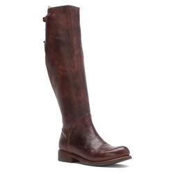 Bed Stu Women's Manchester Knee-High Boots - Teak Rustic - Size: 6.5(M) US