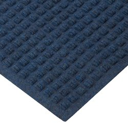 Andersen 250 Drainable Outdoor Floor Mat - Navy - 10' Length x 3' Width
