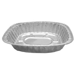 Party Essentials F8073 Oval Aluminum Roaster Pan (Case of 100)