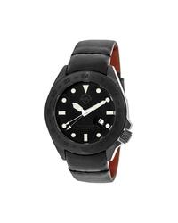 Shield Caruso Men's Watch: SH0905/Black-Black Dial