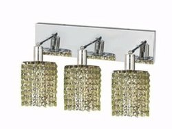 Elegant Lighting 1283W-O-R Mini 15 Inch Bath Vanity Light