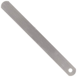 """Precision Pack of 10 Steel Thickness Feeler Gage - Size: 5"""""""