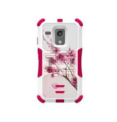Beyond Cell Screen Protector for Moto G XT1032 - Cherry Blossom