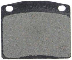 Axxis 45-01030D Automotive Deluxe Advanced Premium Ceramic Brake Pad Set
