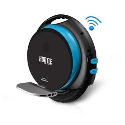 Hurtle PSCOOT22 1-Wheel Style Multi-Function Electric Unicycle -Black/Blue