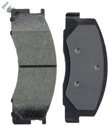 Axxis 45-05000D Automotive Deluxe Advanced Premium Ceramic Brake Pad Set