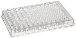 Polystyrene U-Bottom 96-Well BRANDplates lipoGrade Immunoassay - 100-Pack