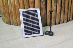 Solar Flow 12V DC Maxi Solar Pump Kit (1120)