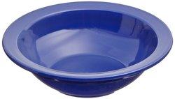 Carlisle 5oz Polycarbonate Rimmed Fruit Bowl - Dark Blue - Pack of 48
