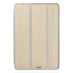 Toast Real Wood White-Washed Ash Smart Case for iPad mini