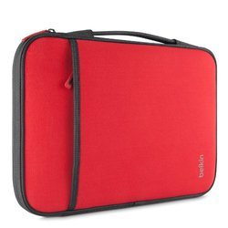 "Belkin Carrying Case (Sleeve) for 11"" Netbook red"
