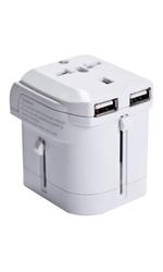 I/O Magic World Travel Power Adapter w/ Carrying Case - Black