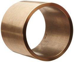 Bunting Bearings Sleeve (Plain) Bearings Powdered Metal (3 Pack)