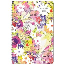 2016 Secret Garden Desk Weekly/Monthly Planner (515-200_16)