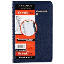 2016 Weekly Appointment Book (70075_16)