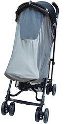 Skip Hop Stroller Sun and Sleep Shade - Silver