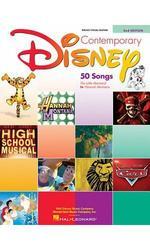Contemporary Disney 2 Edition Paperback Hal Leonard - 2001