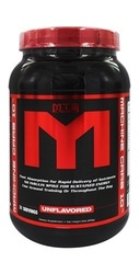 MTS Nutrition Machine Carb 10 for Recovery & Gain - Unflavored