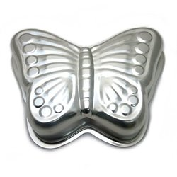 SCI Scandicrafts Butterfly Mold 12-inch by 9-inch, 9-Cup