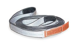 "Liftall TS2804TX20 Tuffedge Polyester Web Tow-All 2-ply Vehicle Strap, 2"" x 20', 15"" Length 5"" Width"