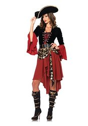 Cruel Seas Captain Adult Halloween Costume