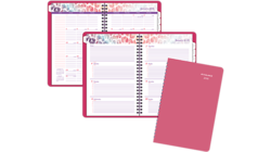AT-A-GLANCE Desk Weekly/Monthly Planner 2016 - Smitten/Pink (563-200 16)