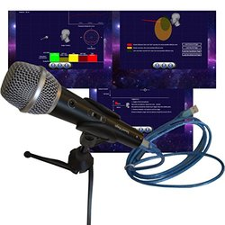 Sound Magic DynamicLord Blue USB Intelligent Microphone