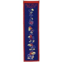 NCAA Heritage Banner, Kansas