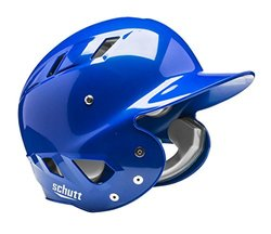 Schutt Sports Senior OSFM 3110 AIR MAXX T 4.2 BB Batter's Helmet, High Gloss Royal Blue