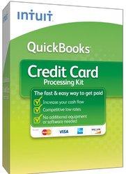 QuickBooks Credit Card Processing Kit 2010 [OLD VERSION]