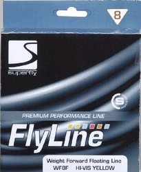 Superfly - Sf Fly Line-Wf Floating-8 018278 RAYMON white
