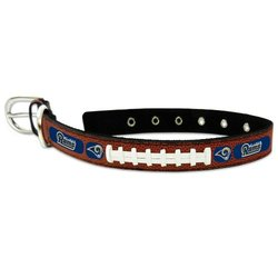GameWear St. Louis Rams Classic Leather Collar Ram Team