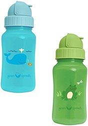 Sippy Cup I Play. Aqua 2 Pk 10oz