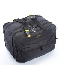 A saks Lightweight Expandable Carry-on Suitcase