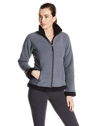 White Sierra Women's Kodiak II Bonded Jacket - Charcoal Heather - Size: Large