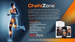 ChafeZone Anti-Chafe and Blister Prevention Stick, 1.5 Ounce