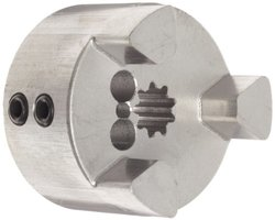 Lovejoy 37921 L150 Jaw Coupling Hub Sintered Iron 21T Spline Bore